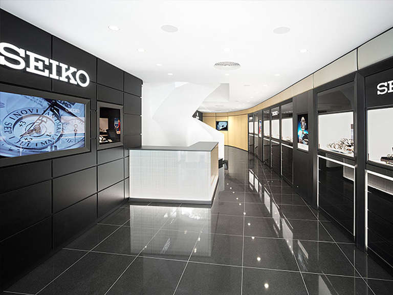 Seiko Boutique Frankfurt 01