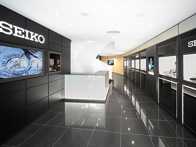 Seiko Boutique Frankfurt 01