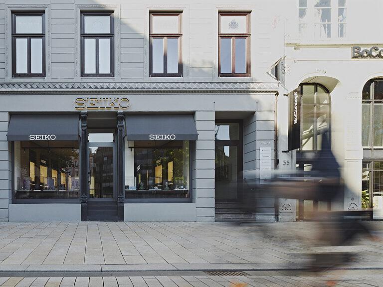 Seiko Boutique Hamburg 00