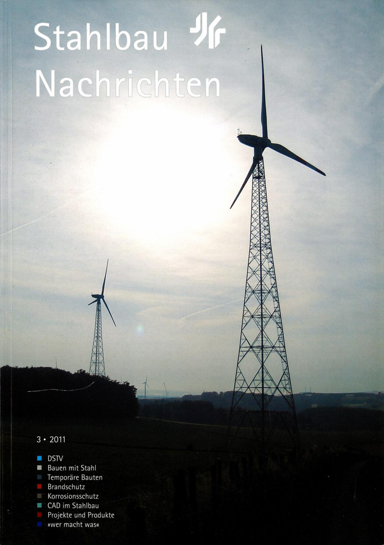 Stahlbau Nachtrichten 01