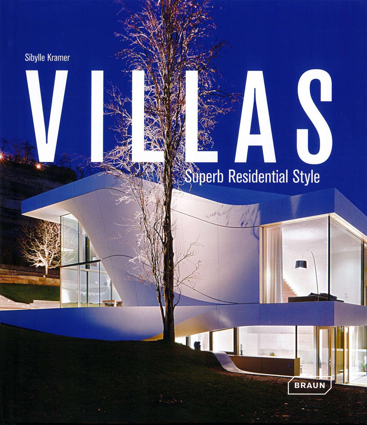 Villas Superb Residential Style 01