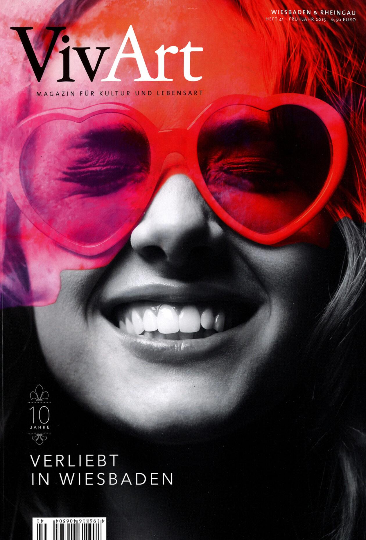 Vivart Magazin 01