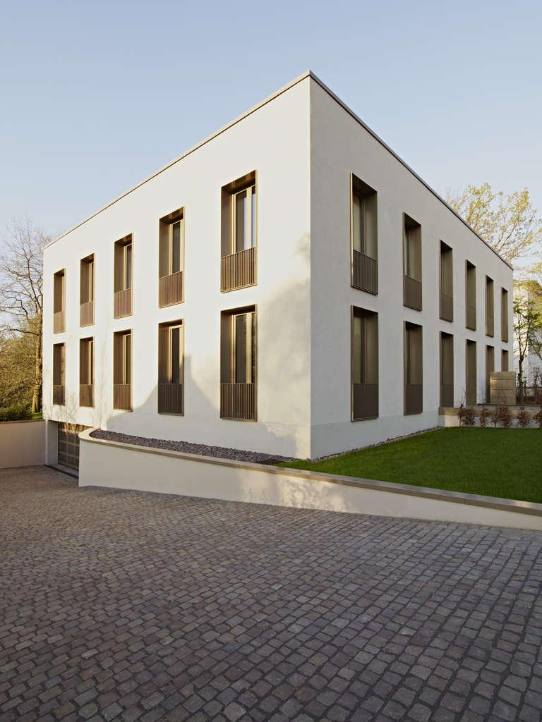 Wohnbau Spohrstrasse Wiesbaden 01