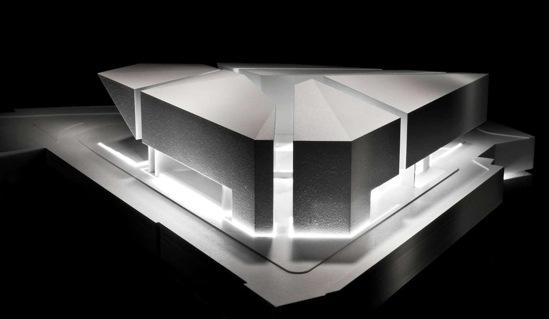 Neues Bauhaus Museum Weimar 07