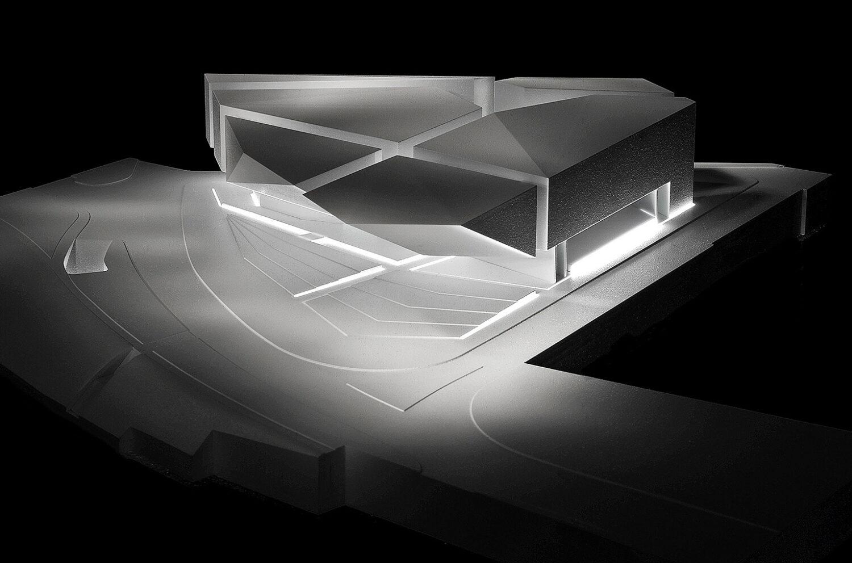 Neues Bauhaus Museum Weimar 04