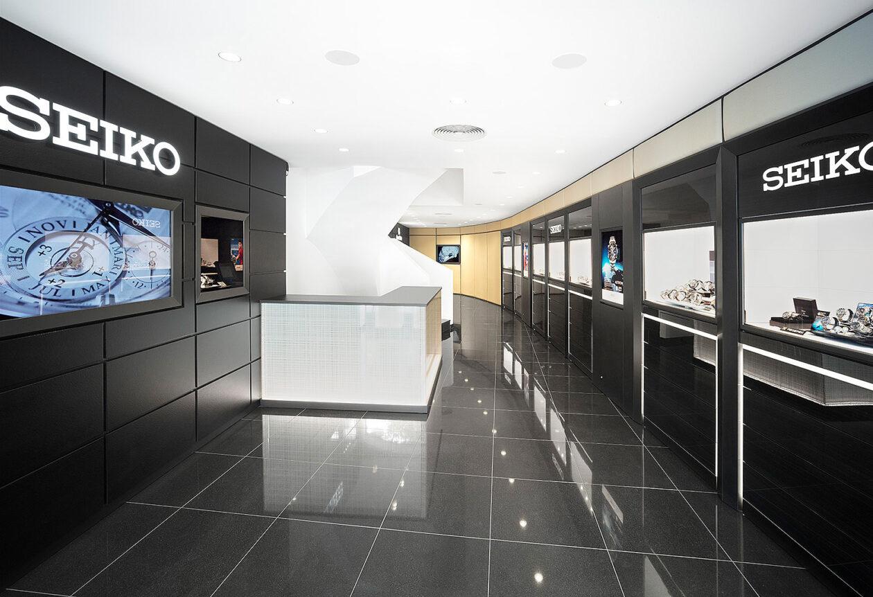 Seiko Boutique Frankfurt 03