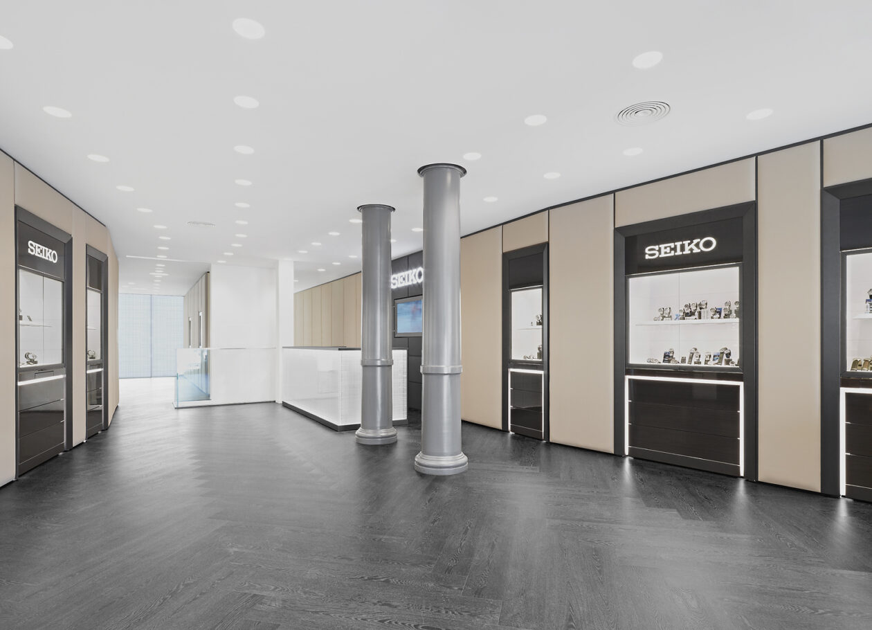 Seiko Boutique Hamburg 02