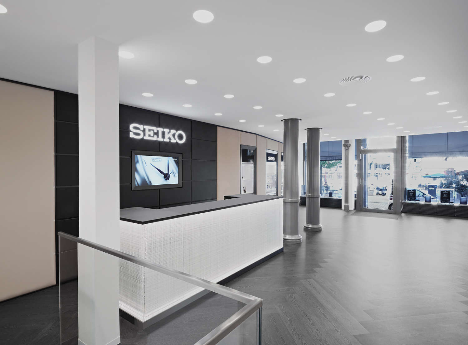 Seiko Boutique Hamburg 09