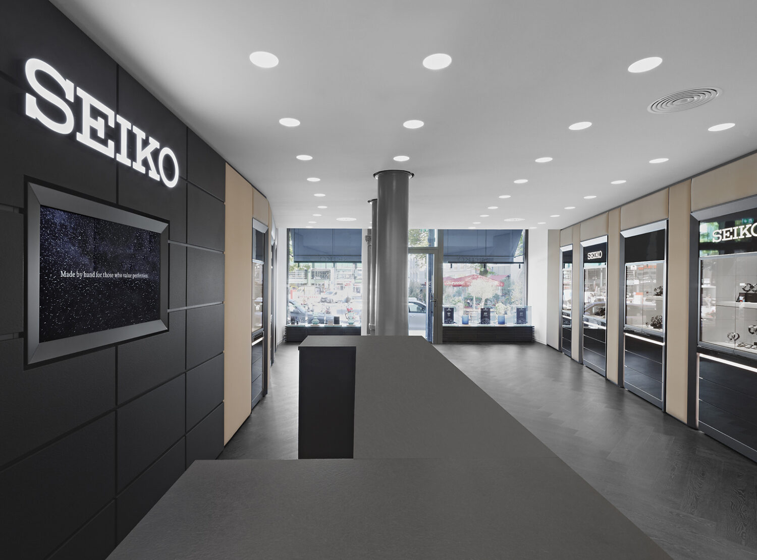 Seiko Boutique Hamburg 08