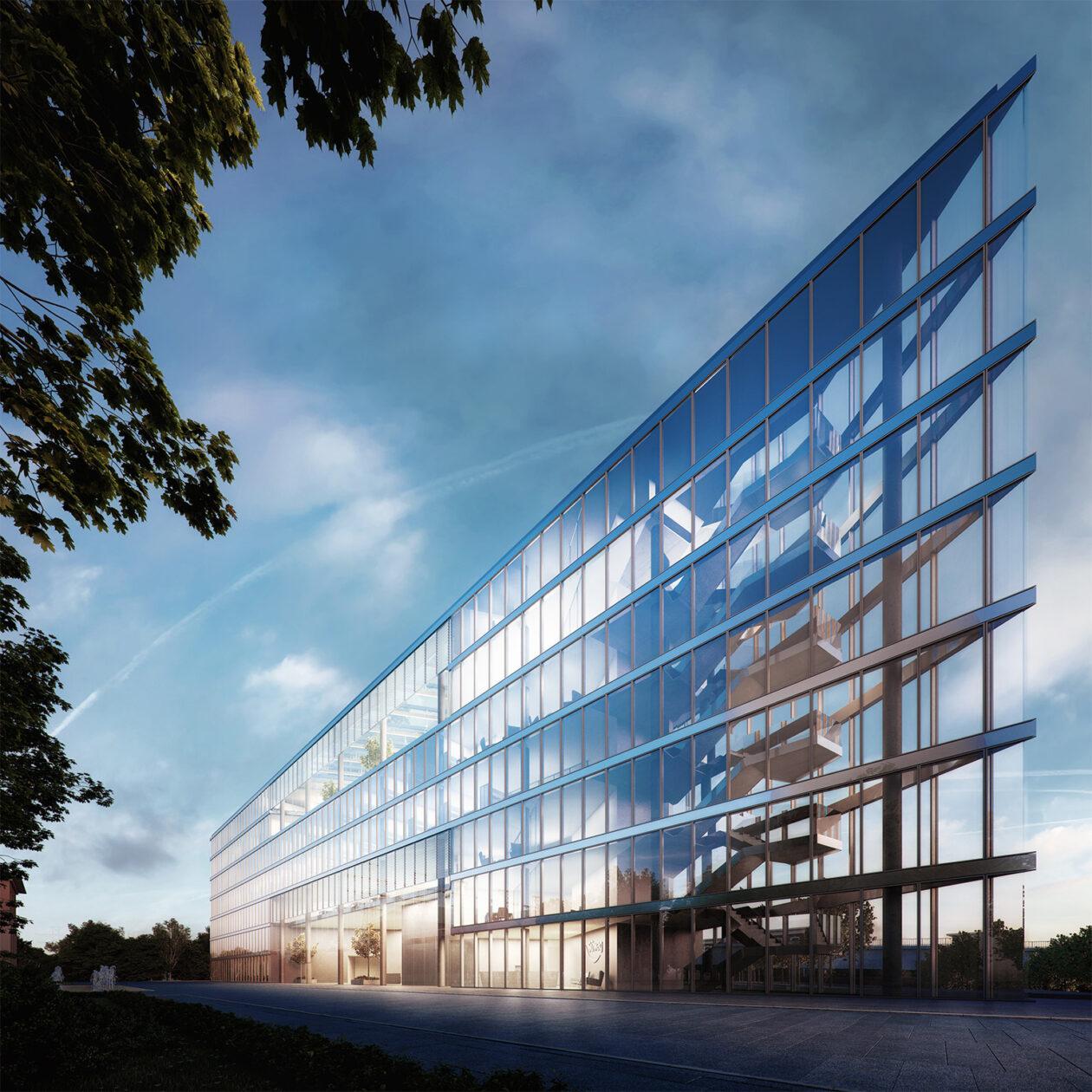 Hauptverwaltung Suewag Frankfurt 12