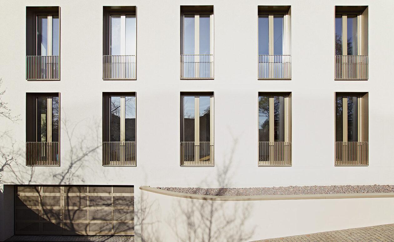 Wohnbau Spohrstrasse Wiesbaden 06