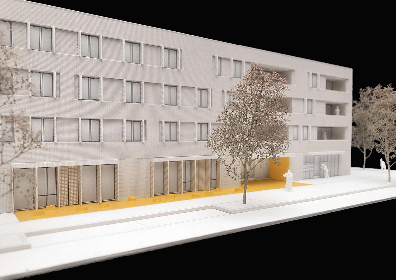 Wohnbau Und Kindertagesstaette Am Hainweg 02