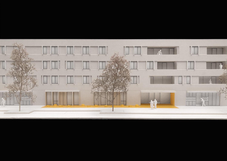 Wohnbau Und Kindertagesstaette Am Hainweg 03