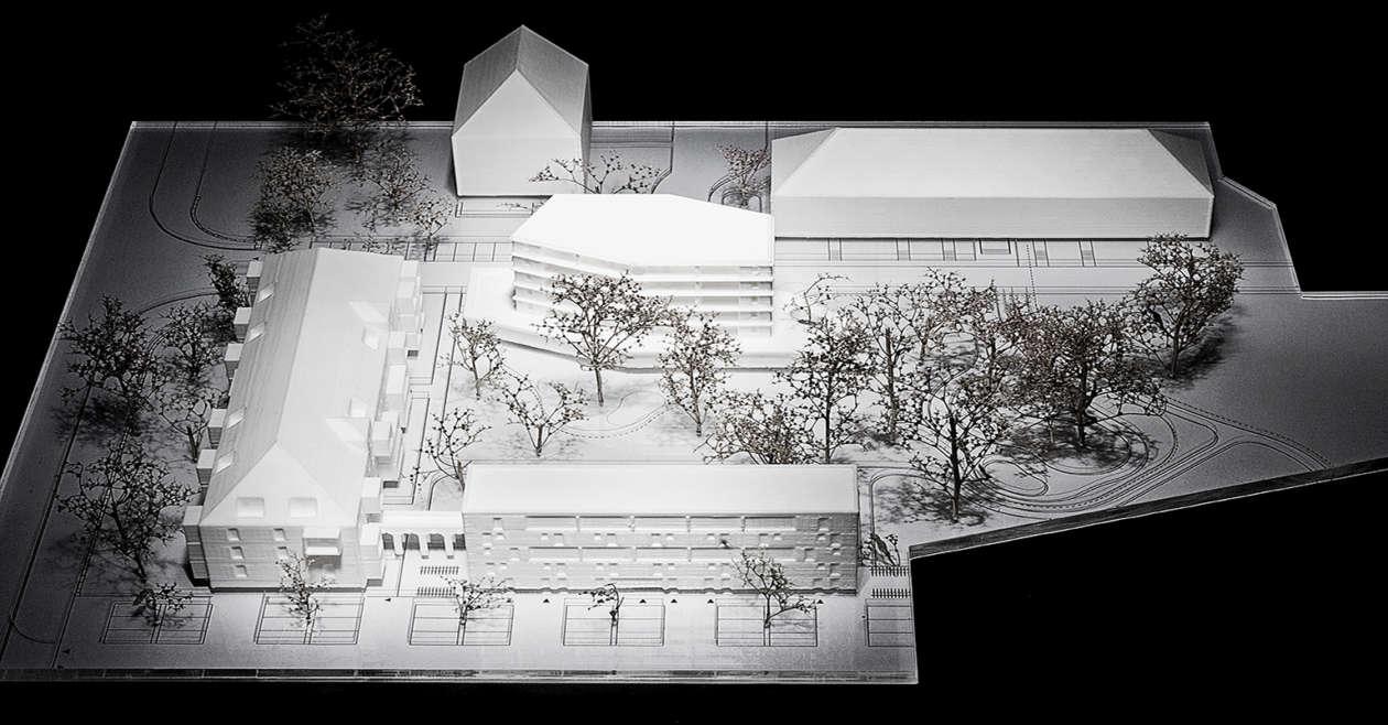 Wohnbau Und Kindertagesstaette Kastel Housing 03