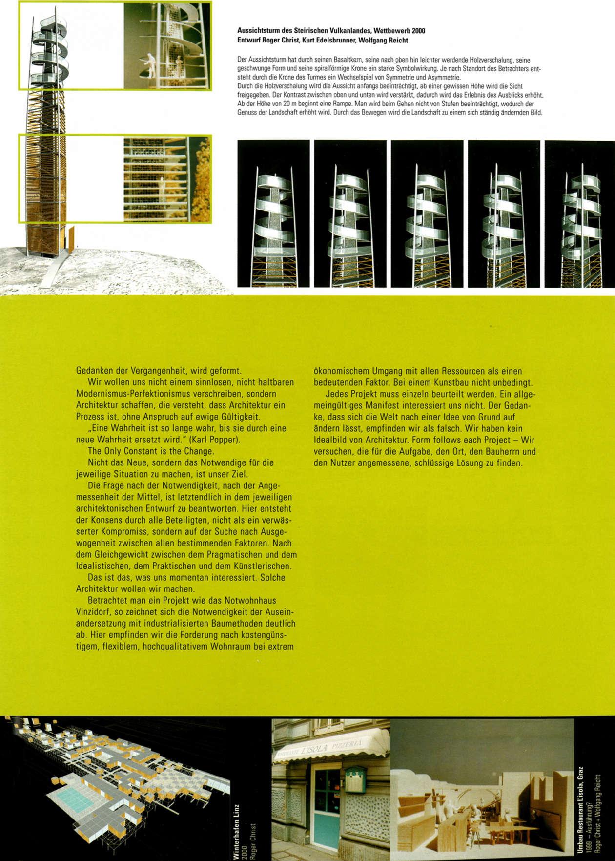 Architektur Bauforum 03