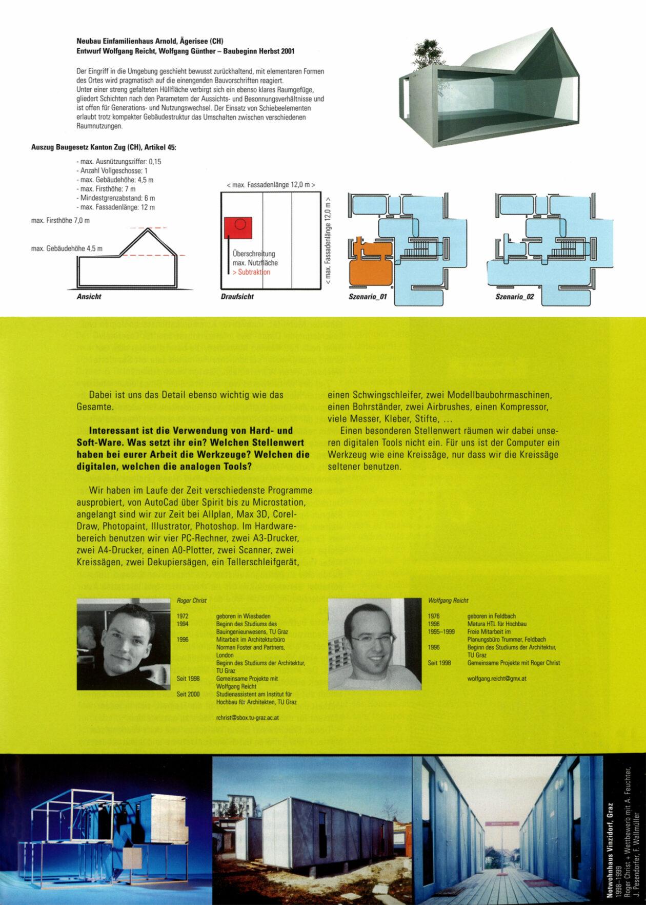 Architektur Bauforum 05