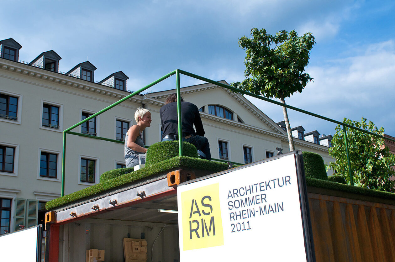 Ausstellungscontainer Wiesbaden 07