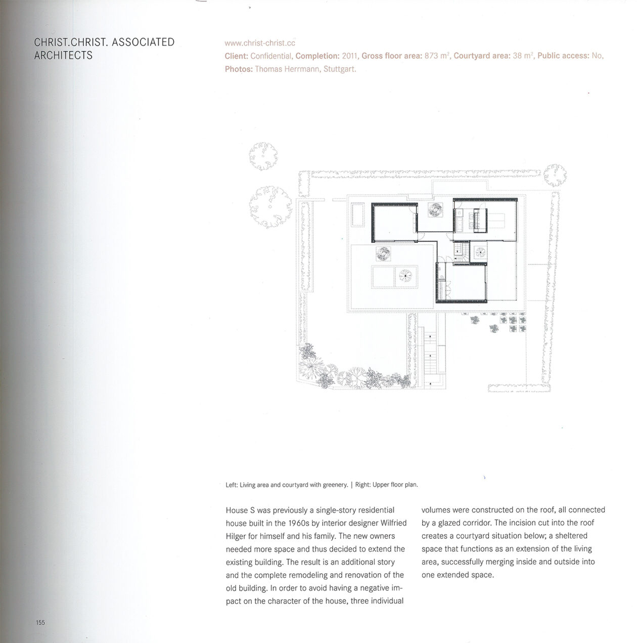 Courtyard Architecture And Design 03