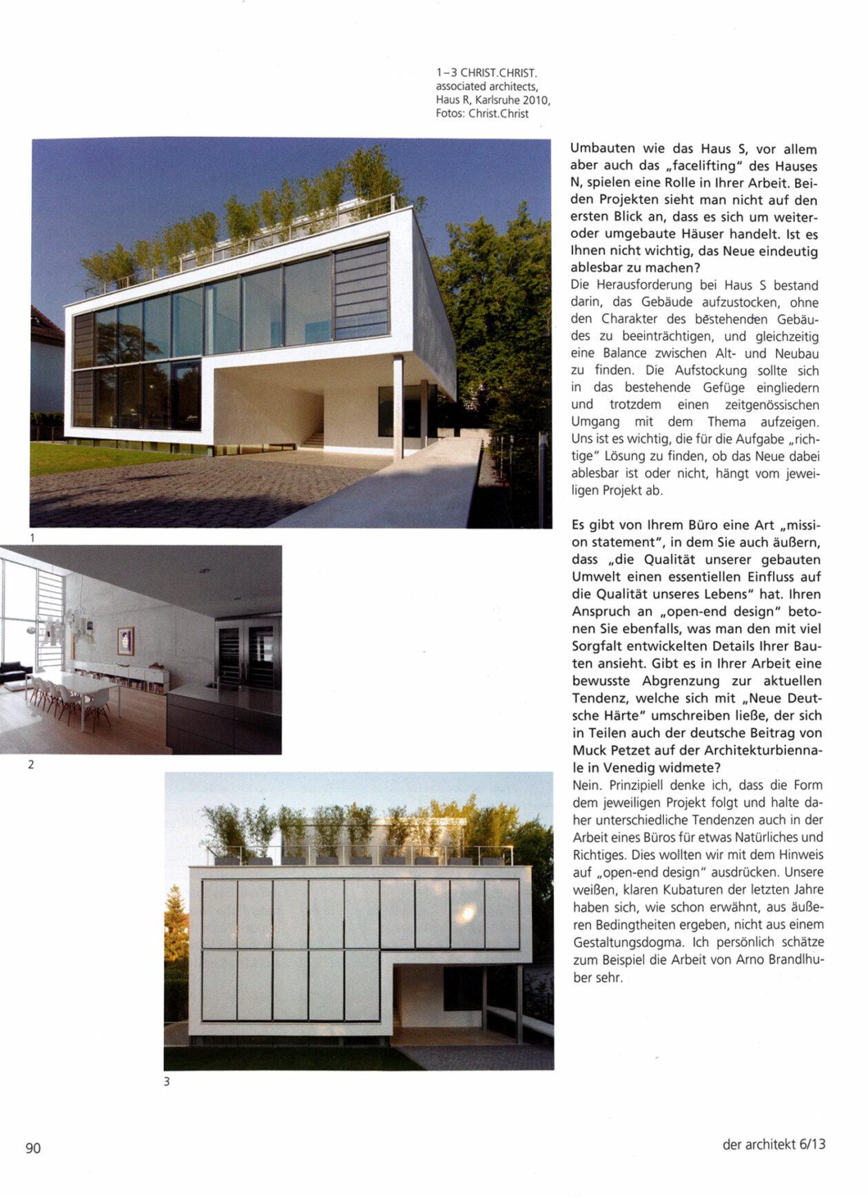 Der Architekt Der Gefuehlte Raum 04