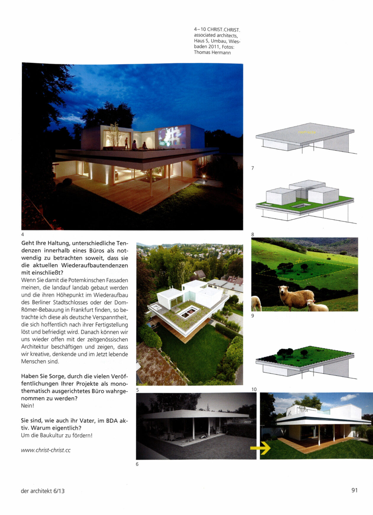 Der Architekt Der Gefuehlte Raum 05