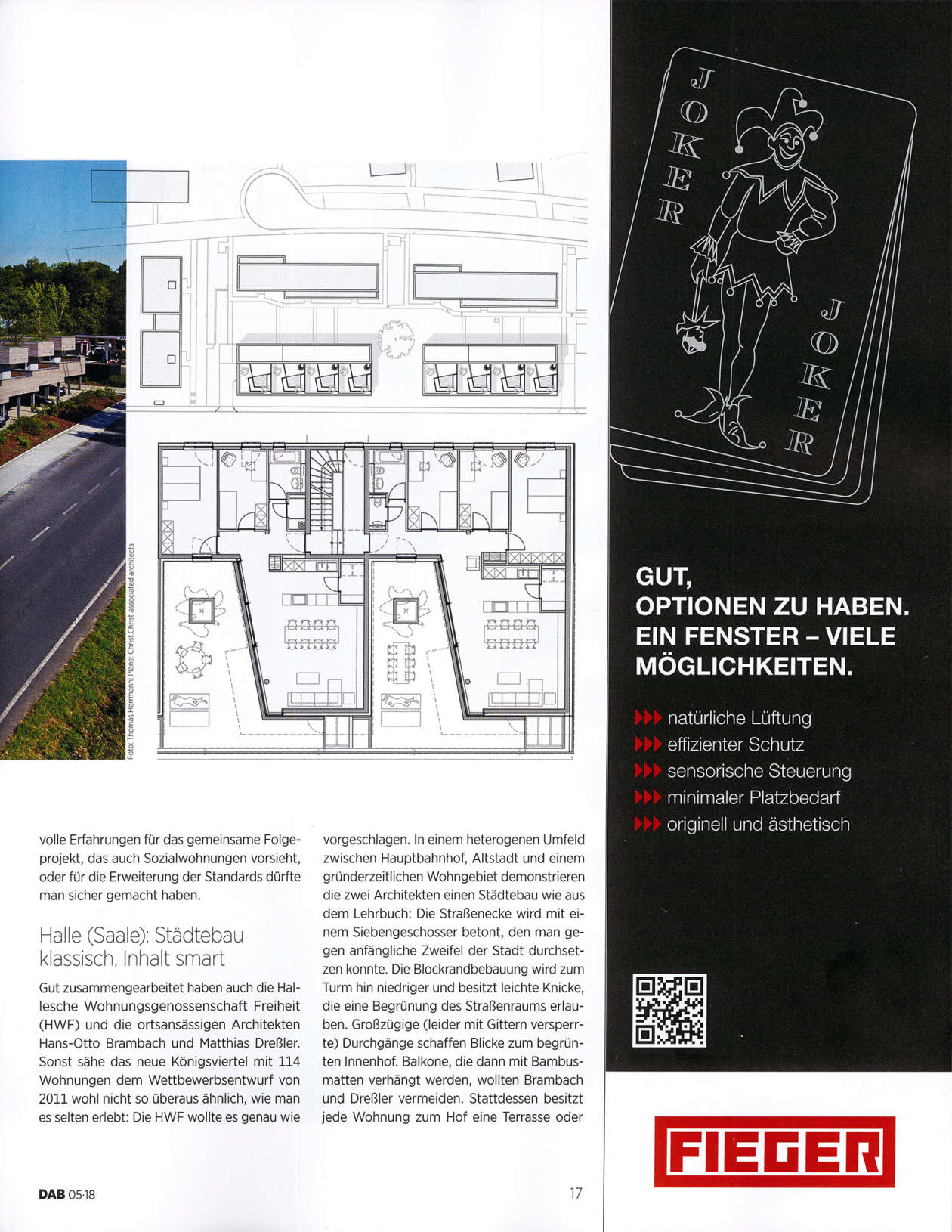Deutsches Architektenblatt 05