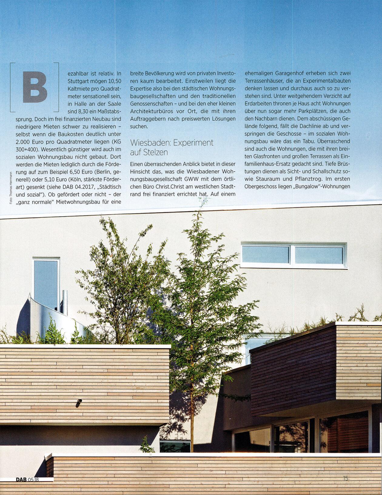 Deutsches Architektenblatt 03
