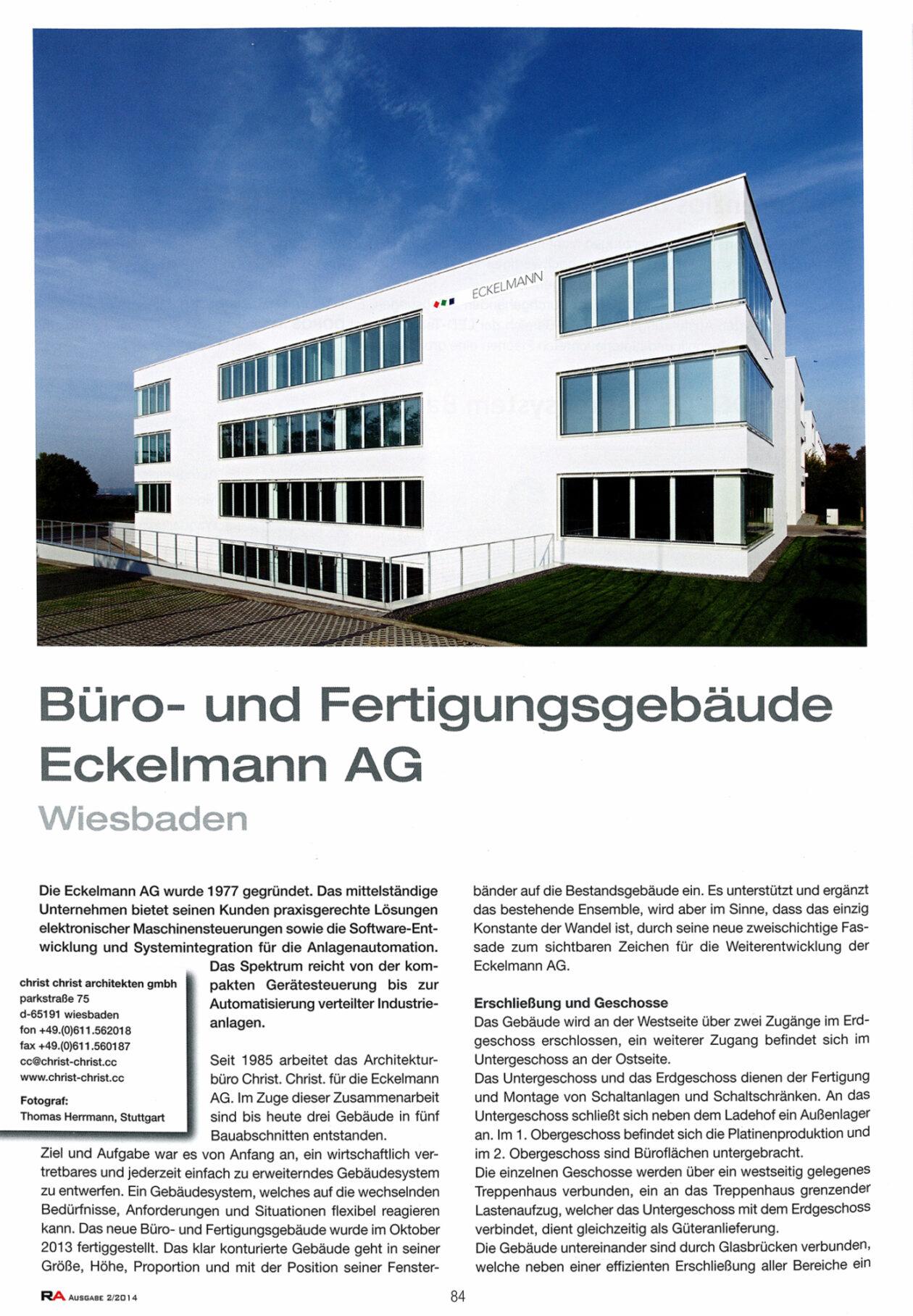 Ra Raum Und Architektur 02