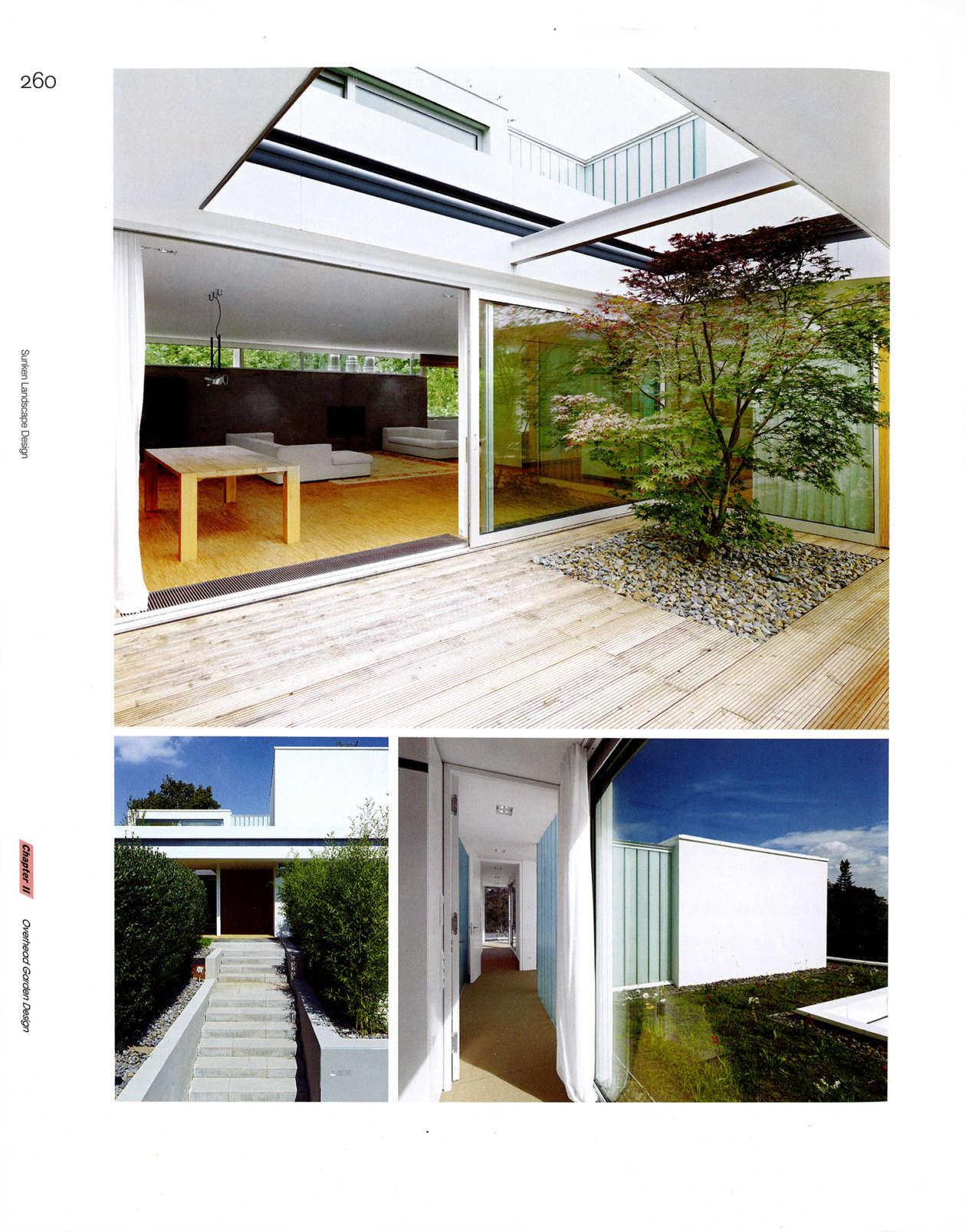 Sunken Landscape Design 08