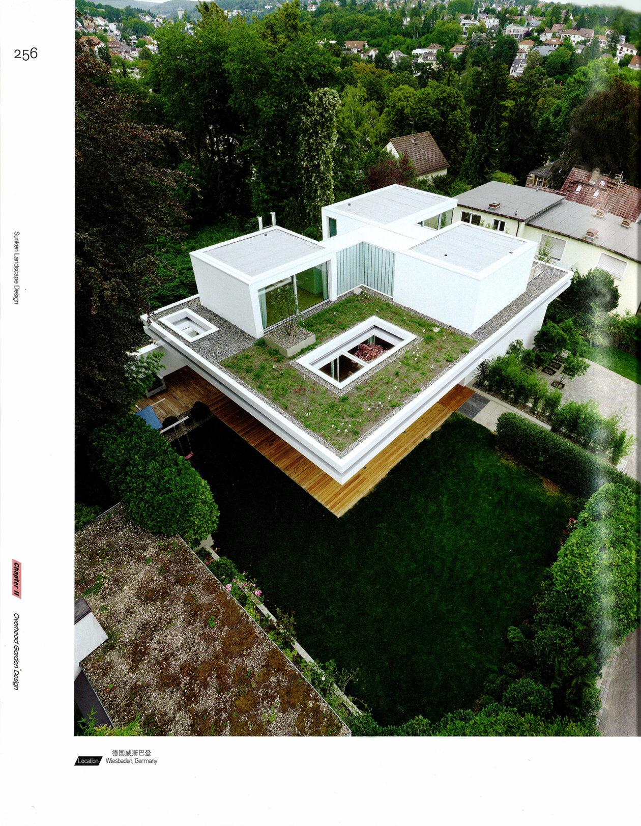 Sunken Landscape Design 05