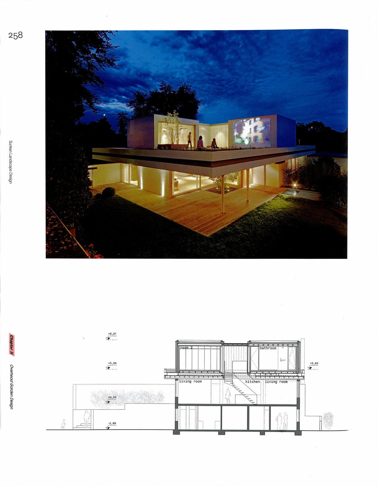 Sunken Landscape Design 07