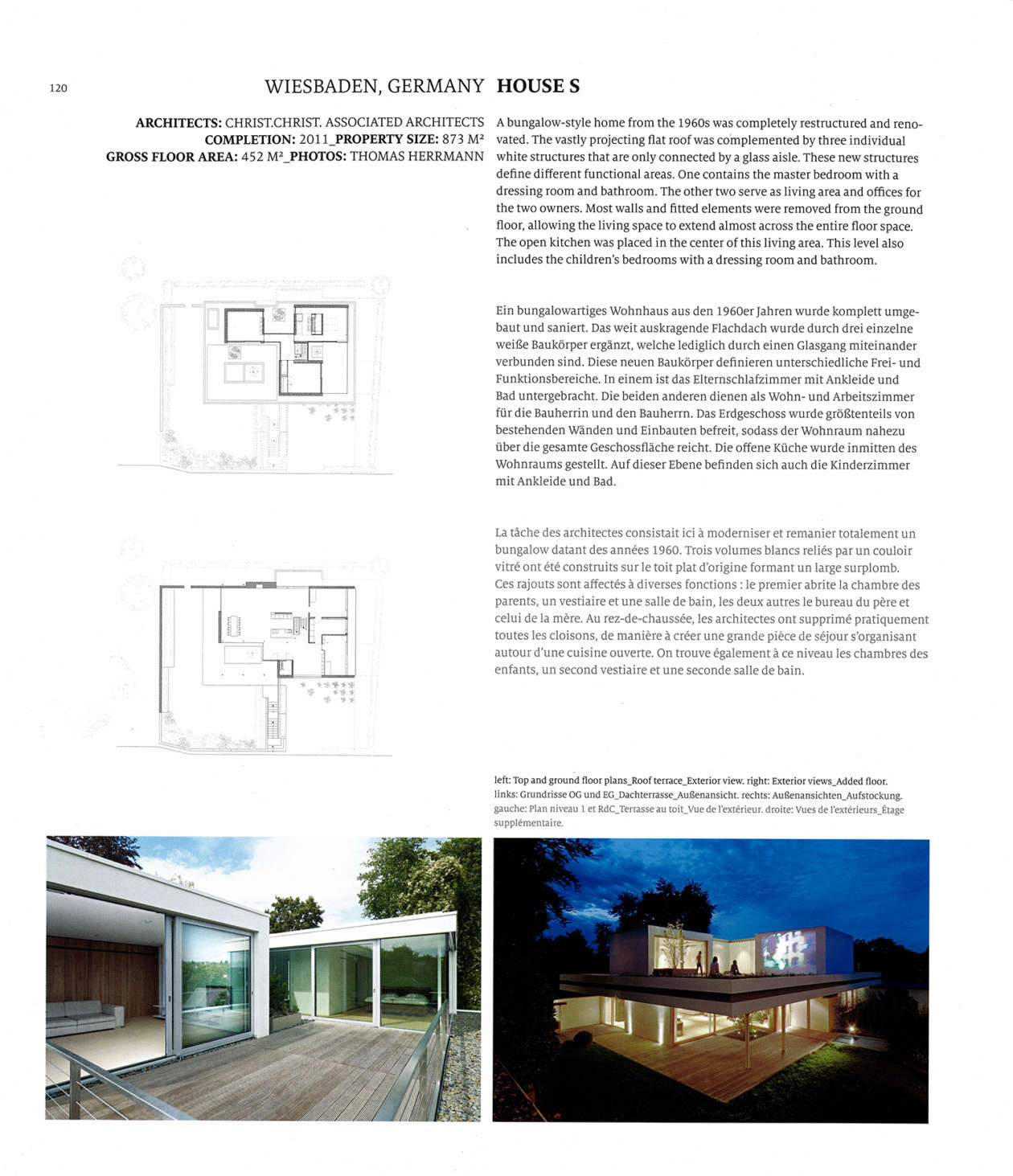 Villas Superb Residential Style 02