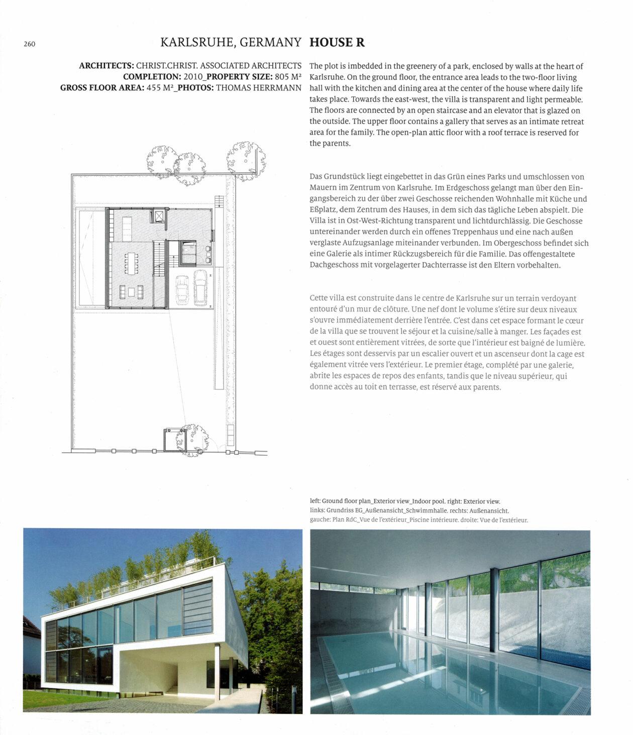 Villas Superb Residential Style 06