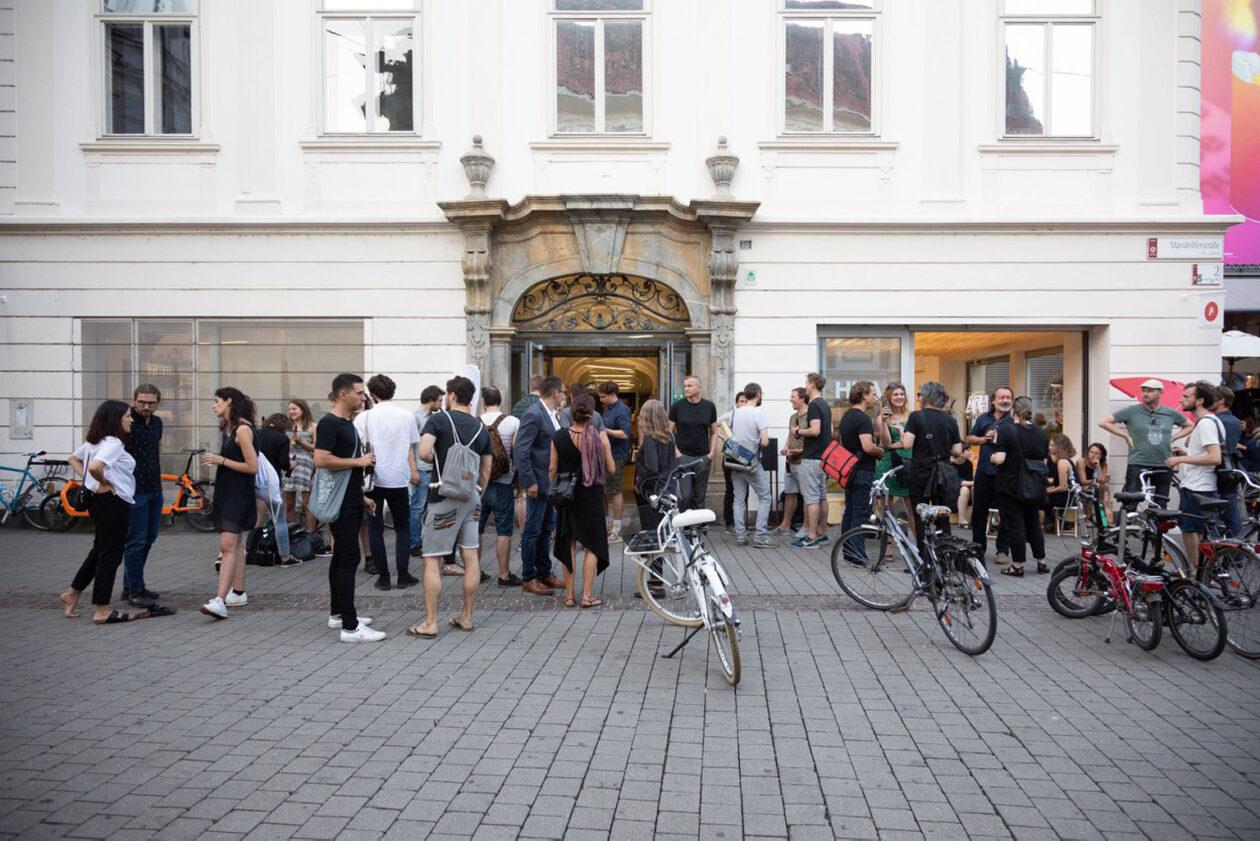 Yostar Young Styrian Architecture Eroeffnung Graz 01
