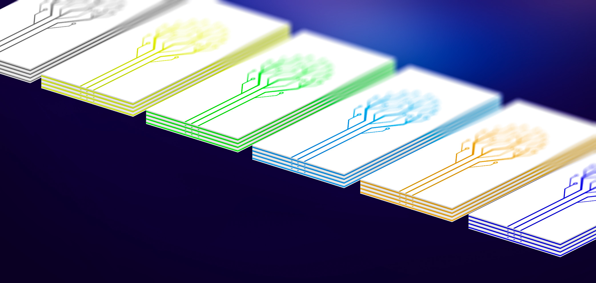 Visitenkarten Multiloft Nfc