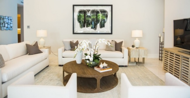 Lounge Home Staging CHSSP