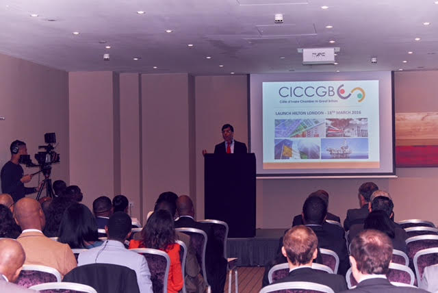 CICCGB Launch Event