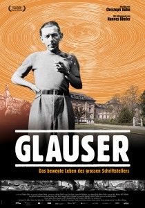 GLAUSER POSTER