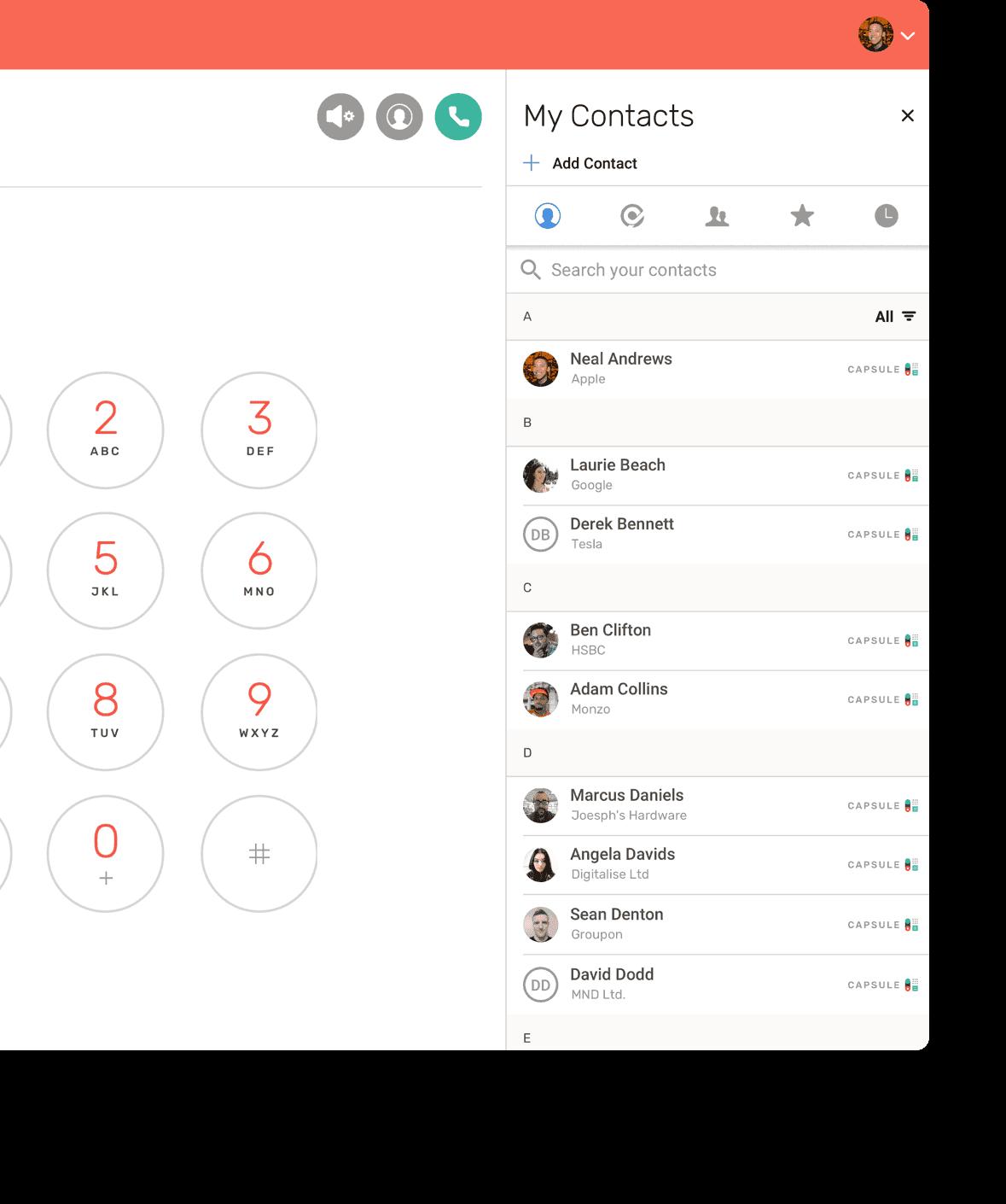 CircleLoop screenshot