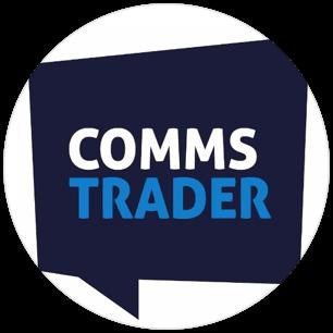 Comms Trader logo