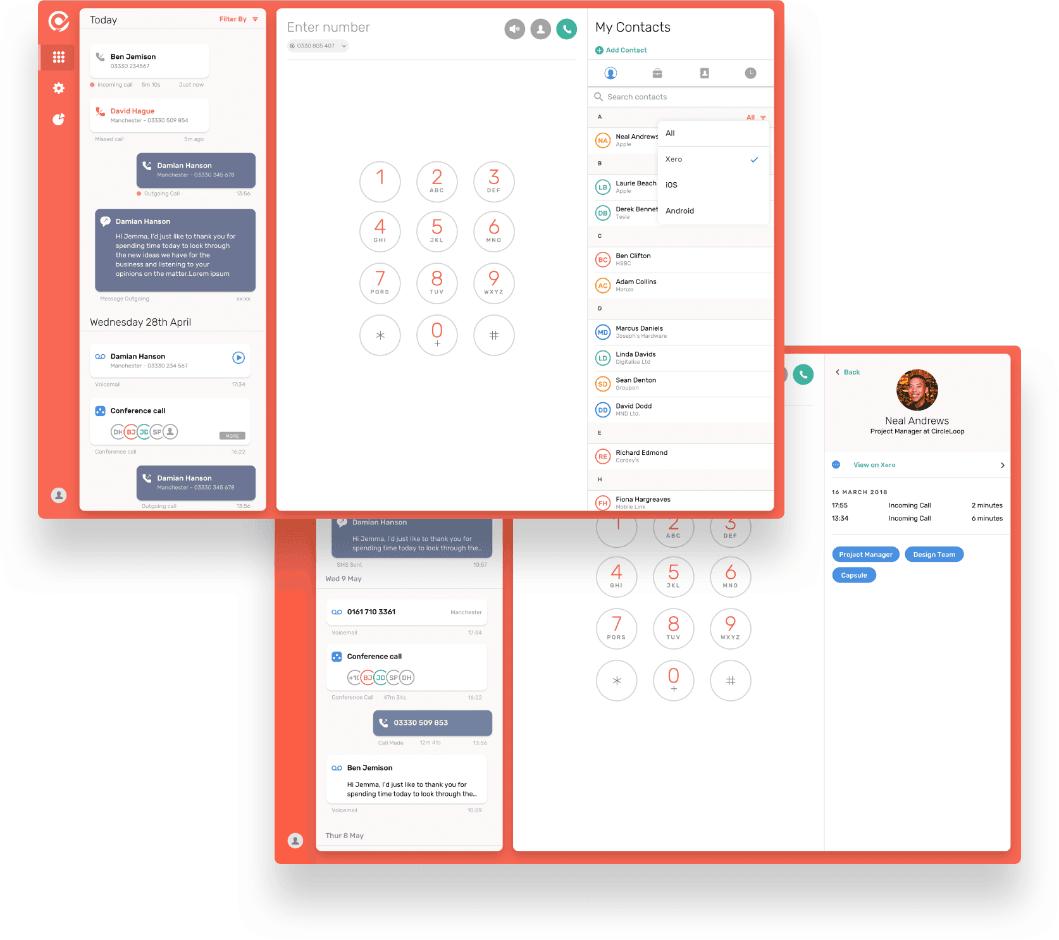 circleloop screens