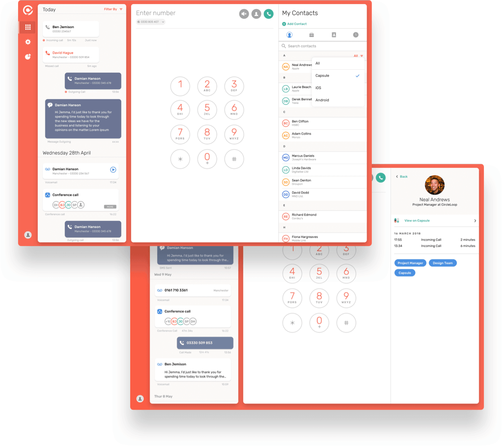 circleloop screens