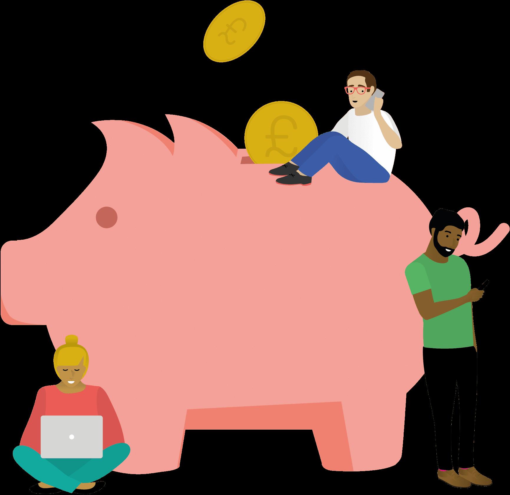 Guarantees cost savings