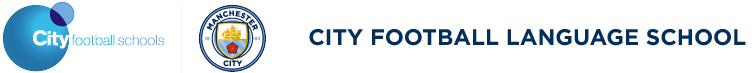 City Football Language School Logo