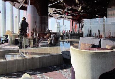 Restaurants in Burj Khalifa