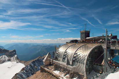Visit surroundings Fussen and the Zugspitze