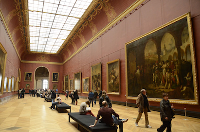 Devon Louvre