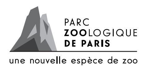 Logo parc zoologique de Paris
