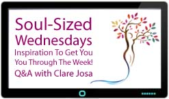 Soul-Sized Wednesdays ~ Inspirational videos to get you through the week