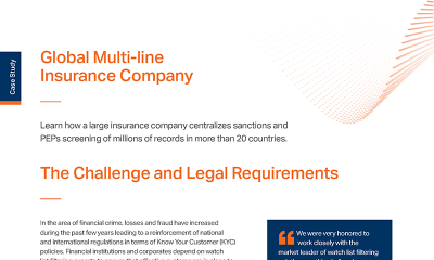 Global Multiline Insurance Company Case Study