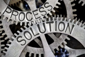 Payments Solutions cogwheels